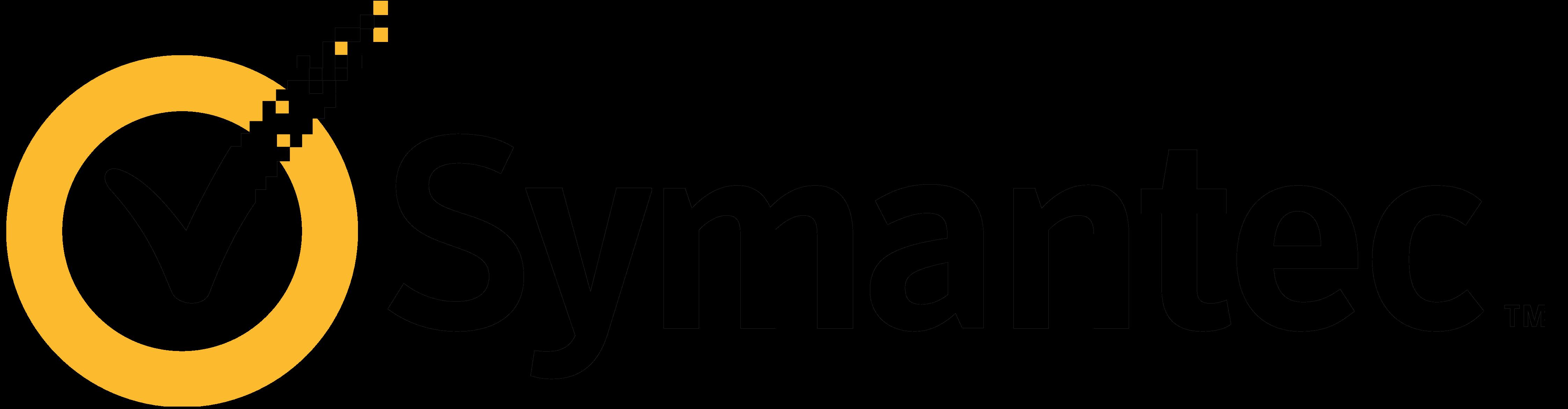 Partners - Aquion  Symantec Logo 2017